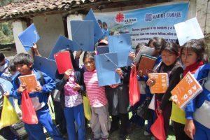 Caritas Abancay Informe 2015