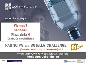 Botella Challenge Huelva