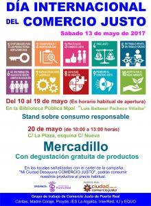 Comercio Justo en Puerto Real