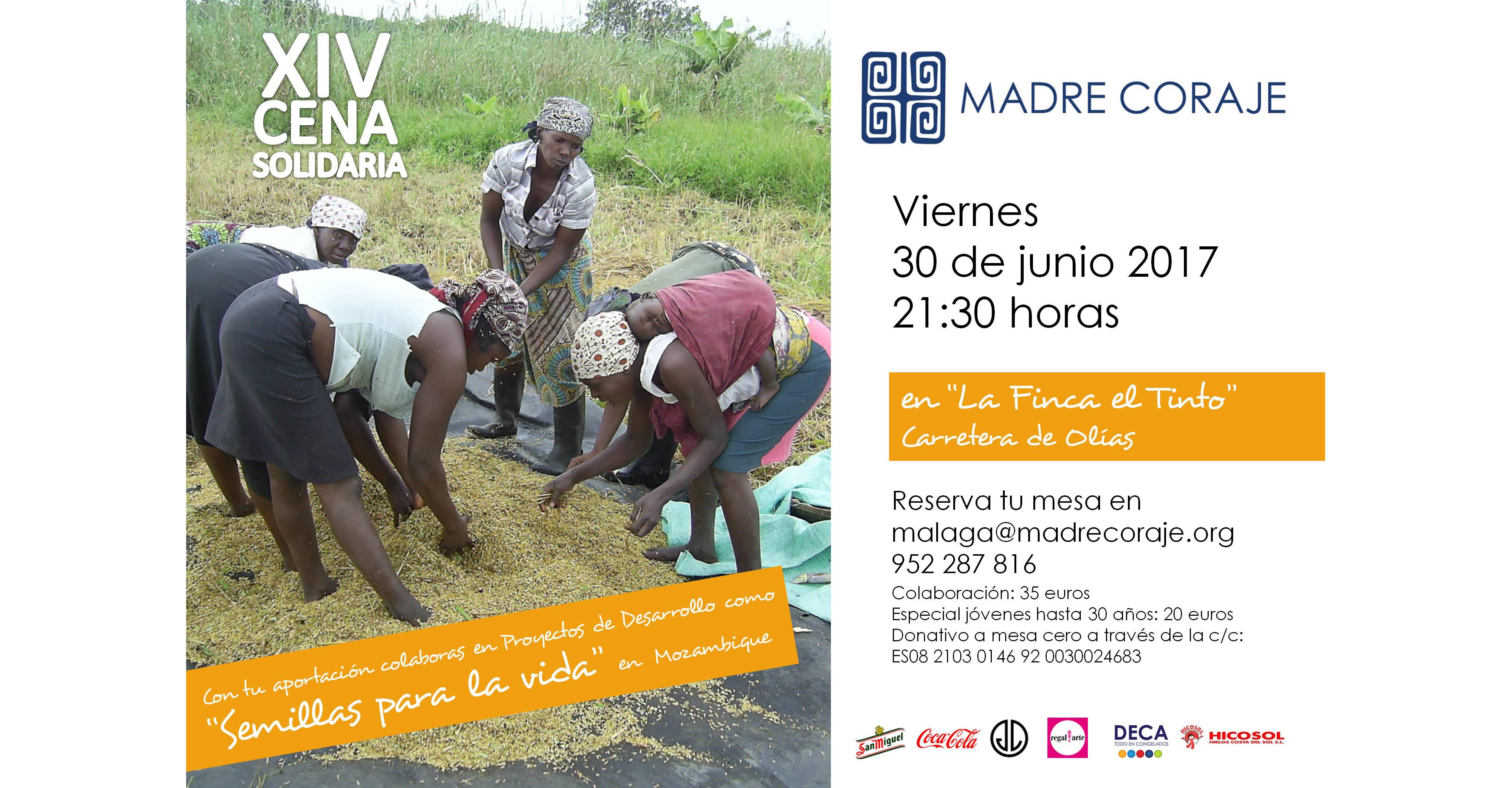 Cena Solidaria Málaga