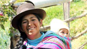 Participante de proyectos de Madre Coraje